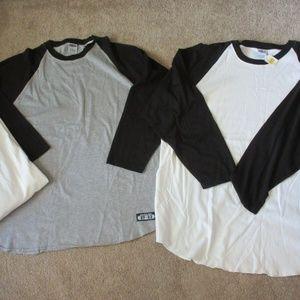 NEW Old Stock OLD NAVY Baseball Shirt Lot (3)
